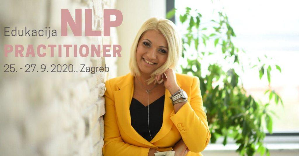 NLP practitioner, rujan 2020